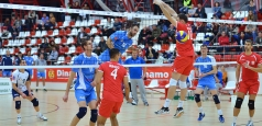 Meciuri din play-off şi play-out la volei