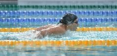 Campionatul Național de Înot, ziua 1