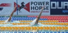 Campionatul Național de Înot, ziua a doua