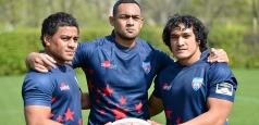 Steaua s-a întărit cu trei tongalezi