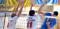 U Craiova şi CSVM Zalău au nevoie de meciul cinci