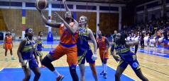 U Arad şi CSM Târgovişte sunt în semifinale
