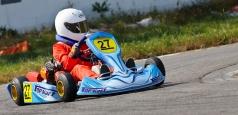 """Start în Campionatul Național de Karting """"Dunlop"""""""