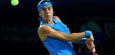 ATP & WTA: Sorana Cîrstea, creșterea cea mai spectaculoasă