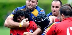 Rezultatele etapei a 3-a în Superliga de rugby