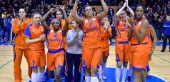CSM Târgovişte a învins la U Alba Iulia