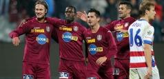 Liga I: Oțelul - CFR Cluj 0-1