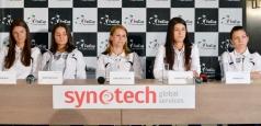Fed Cup - Conferință de presă România