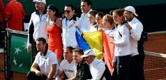 România pe locul 16 în clasamentul Cupei Federaţiei