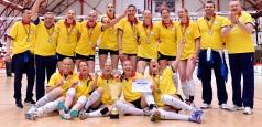 Știința Bacău - campioană națională la volei feminin