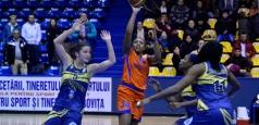 Final de infarct în finala feminină ! Arad - Târgoviște 77-78