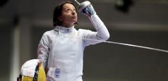 Ana-Maria Brânză se menține lider în Cupa Mondială de spadă