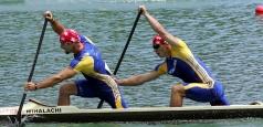Redebut în Cupa Mondială de kaiac-canoe cu două medalii
