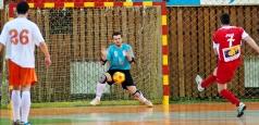 Futsal: S-au încheiat sferturile de finală în Liga I