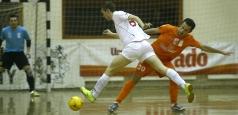 Infopress Odorheiu Secuiesc și Futsal Ceahlăul Piatra Neamț au promovat în prima ligă de futsal