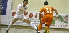 Se profilează o finală Deva - Tg. Mureș în Liga I de futsal