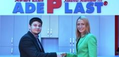 AdePlast susține perfomanța în natație și pentatlon modern