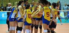 Pas important al voleibalistelor către Campionatul European