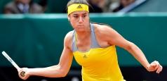 Roland Garros: Eșecuri la dublu fete