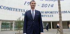 Alin Petrache - noul președinte al COSR