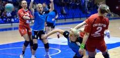 Punct final în Liga Națională feminină