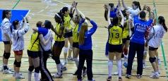 Opt voleibaliste transferate la CSM București