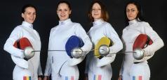 România participă la Campionatele Europene de scrimă de la Strasbourg