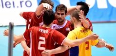 Naționala masculină, victorie cu Ungaria
