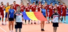 Voleibaliștii pregătesc debutul în Liga Europeană