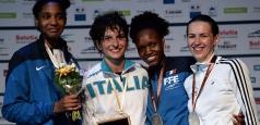 Simona Gherman medaliată cu bronz la Strasbourg