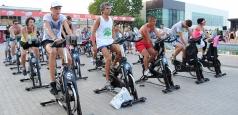 """""""Cea mai mare oră de sport"""": 3 orașe și o cauză socială"""