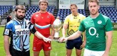 IRB Nations Cup, un nou episod la București
