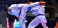 Trei titluri continentale pentru karateka la Verona