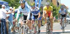 Zoltan Sipos, câștigător de etapă în Turul Dobrogei