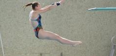 Campionatele Naționale de sărituri în apă se dispută la București