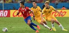 Chile s-a impus în derby-ul outsiderelor