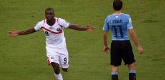 CM Brazilia 2014: Uruguay, prima dezamăgire