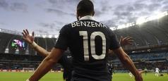 CM Brazilia 2014: Benzema rezolvă meciul