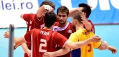 A doua victorie a voleibaliștilor în Azerbaidjan