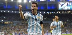 CM Brazilia 2014: Argentina trece de Bosnia