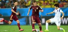 CM 2014 Brazilia: Echilibru și teamă în Rusia - Coreea de Sud 1-1
