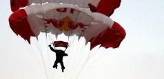 Parașutism: Alexandru Nicolau câștigă prima etapă a Cupei Mondiale