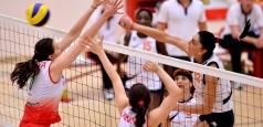 Programul competițional 2014-2015 la feminin