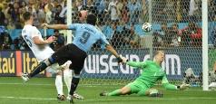 CM Brazilia 2014: Luiz Suarez, dubla decisivă