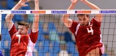 România - Muntenegru 3-1 în Liga Europeană