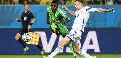 CM Brazilia 2014: Nigeria trimite Bosnia acasă