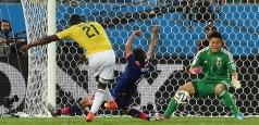 CM Brazilia 2014: Contraatacurile columbiene au făcut diferența
