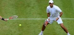 Wimbledon: 2 victorii și 2 înfrângeri la dublu