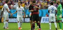 CM Brazilia 2014: Germania învinge SUA, dar ambele echipe se califică