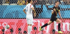 CM Brazilia 2014: Victorie belgiană în inferioritate